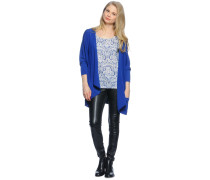 Strickjacke, Blau, Damen