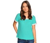 Strickshirt, grün, Damen
