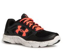 Sneaker schwarz/pink