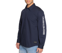 Hemd Relaxed Fit navy