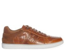 Sneaker, cognac, Herren
