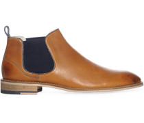 Schuhe, cognac, Herren