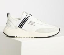 Sneaker weiß/schwarz