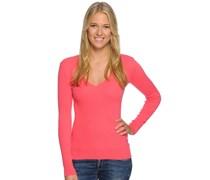Pullover, pink, Damen