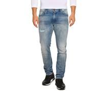 Jeans Larston blau