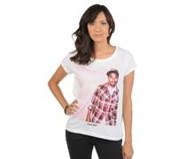 Kanye West W TS, white, Damen