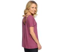 T-Shirt, magenta, Damen