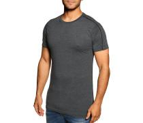 T-Shirt anthrazit meliert