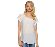 T-Shirt, offwhite, Damen