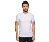 T-Shirt 2er Set, weiß, Herren