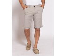 Bermuda Shorts hellgrau