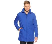 Mantel, blau, Herren