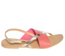 Sandalen, koralle, Damen