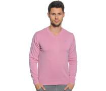 Pullover, rosa, Herren