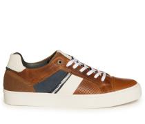 Sneaker braun/navy