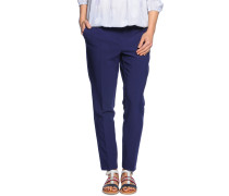 Hose, navy, Damen