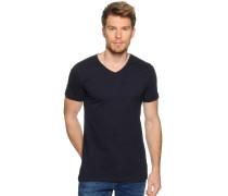 T-Shirt 2er Set, Blau, Herren
