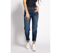 Jeans Relaxed blau