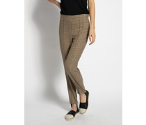 Business Hose camel/schwarz