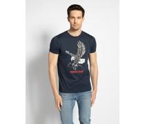 T-Shirt navy 06