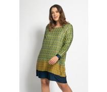 Kleid (größe Größen) gelb