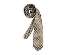 Krawatte, taupe, Herren