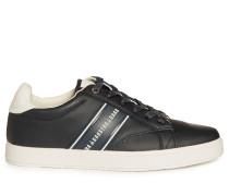 Sneaker navy/weiß