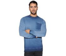 Sweatshirt, Blau, Herren