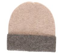 Mütze beige/braun