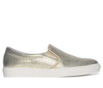 Slipper, Silber, Damen