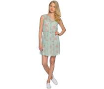 Kleid, lindgrün, Damen