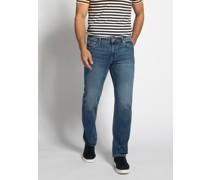 Jeans Tapered blau