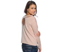 Pullover, rosa, Damen