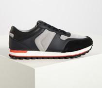Sneaker navy/grau