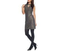 Kleid schwarz/gold