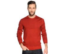 Pullover, rost, Herren