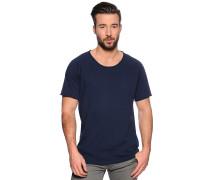 Ernest T-Shirt, navy, Herren