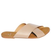 Sandalen, beige, Damen