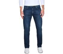 Jeans Slim navy