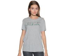 T-Shirt, Grau, Damen