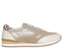 Sneaker, beige/silber, Damen