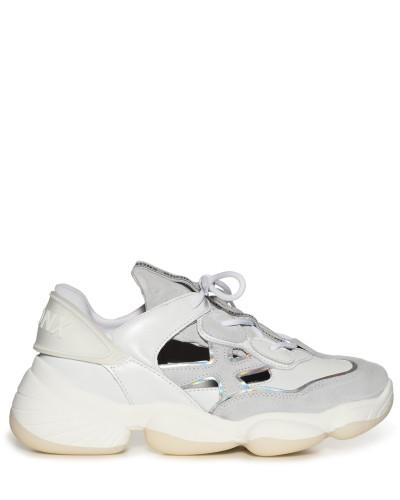 Sneaker weiß/grau