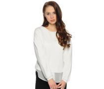 Sweatshirt, Weiss, Damen