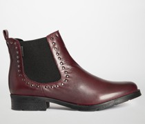 Chelsea Boots bordeaux