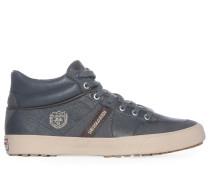 Sneaker, blaugrau, Herren