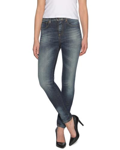 Jeans High Waist blue denim