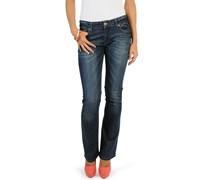 Jeans, dunkelblau, Damen