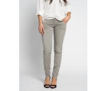 Jeans Skinny grün