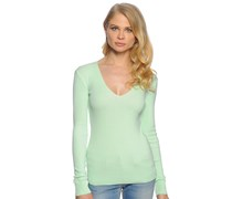 Pullover, lindgrün, Damen