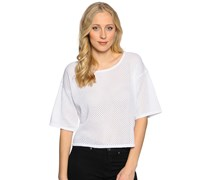 The Only Ones Strickshirt, white, Damen